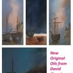 David Chamber Oil Paintings
